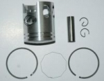 Piston+Segmenti+bolt Jog 50 40mm